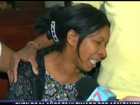Asaltantes ultiman joven de 21 años en San Felipe de Villa Mella