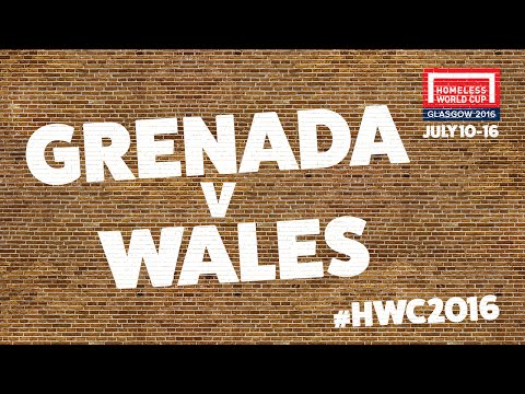 Grenada v Wales | Group E Second Stage #HWC2016