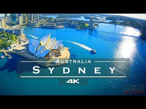 Sydney, Australia 🇦🇺 - by drone [4K] part 2