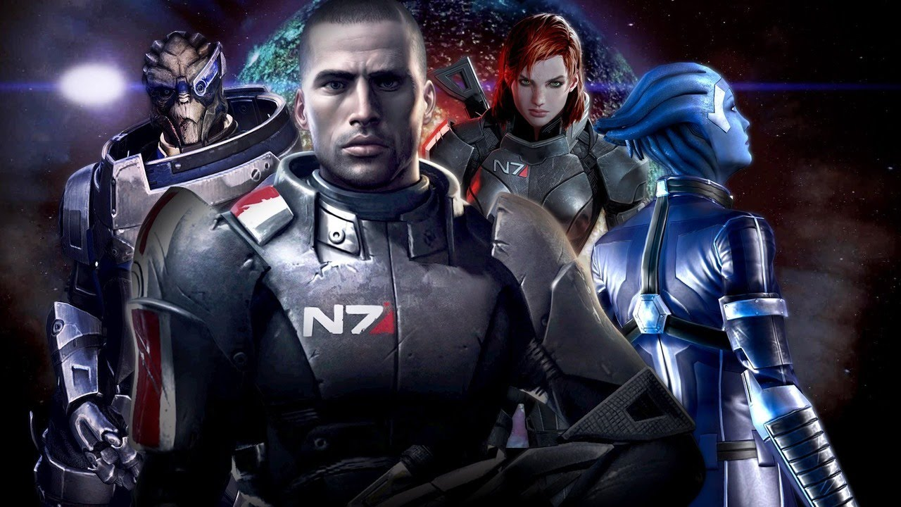 We Rode the Mass Effect 4D Ride and It Was Incredible