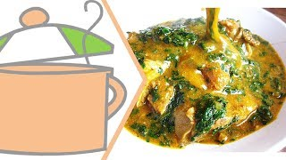 Nigerian Ogbono Soup | All Nigerian Recipes