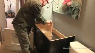 How To Install A Vanity Countertop