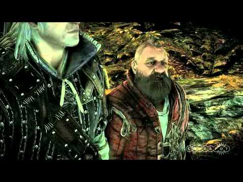 The Witcher 2: Assassins of Kings - Zoltan Chivay Trailer (PC)