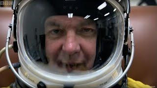 James May Prepares For Space Travel! | Earth Lab