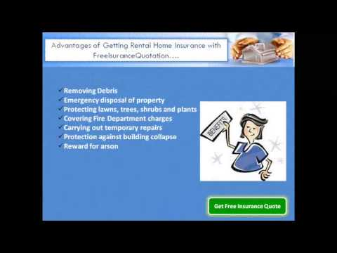 Homeowners Insurance for Rental Property