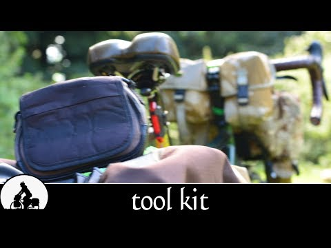 Cycling Tool Kit For Bicycle Touring & Bikepacking - Tutb ✔