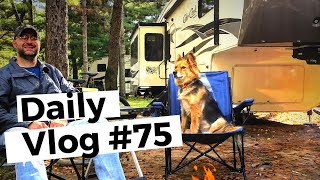 Why We'll Always RV With Dogs   RVLife Daily Vlog #75