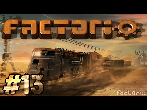 Let's Play Factorio - Episode 13 : Energie solaire