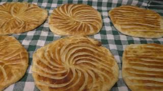 Çıtır Çıtır Yağlı Ekmek yapımı tüm ayrıntıları ile(Yağlı Ekmek) / Yağlı Katmer yapımı