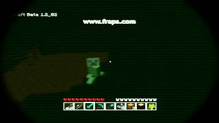 MineCraft episode -Night vision goggles