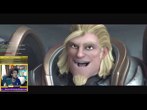 Overwatch Honor and Glory Short Film Reaction | GoldKarat