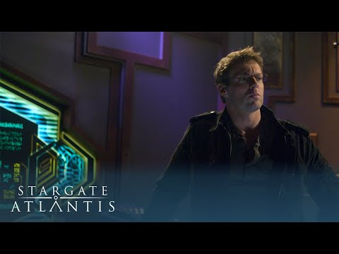 Dr. Jackson Goes To Atlantis | Stargate Command