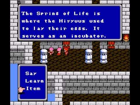 Final Fantasy 7 Nes Rom Hack