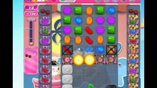 Candy Crush Saga Level  1539 (2* No Booster)