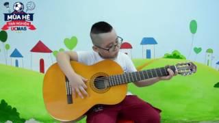 Nhật Ký Của Mẹ - Solo Guitar - Cao Ngọc Quang Nam