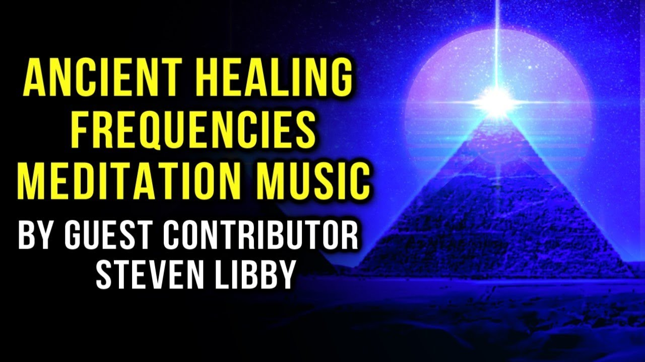 Ancient Healing Frequencies Meditation Music   Healing Tones (Raise  Positive Vibrations & Energy!)