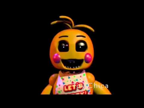 FNAF Song All Animatronics Voices