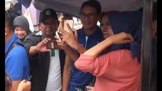 Langkahi Makam Pendiri NU KH Bisri Syansyuri, Sandiaga Uno Minta Maaf