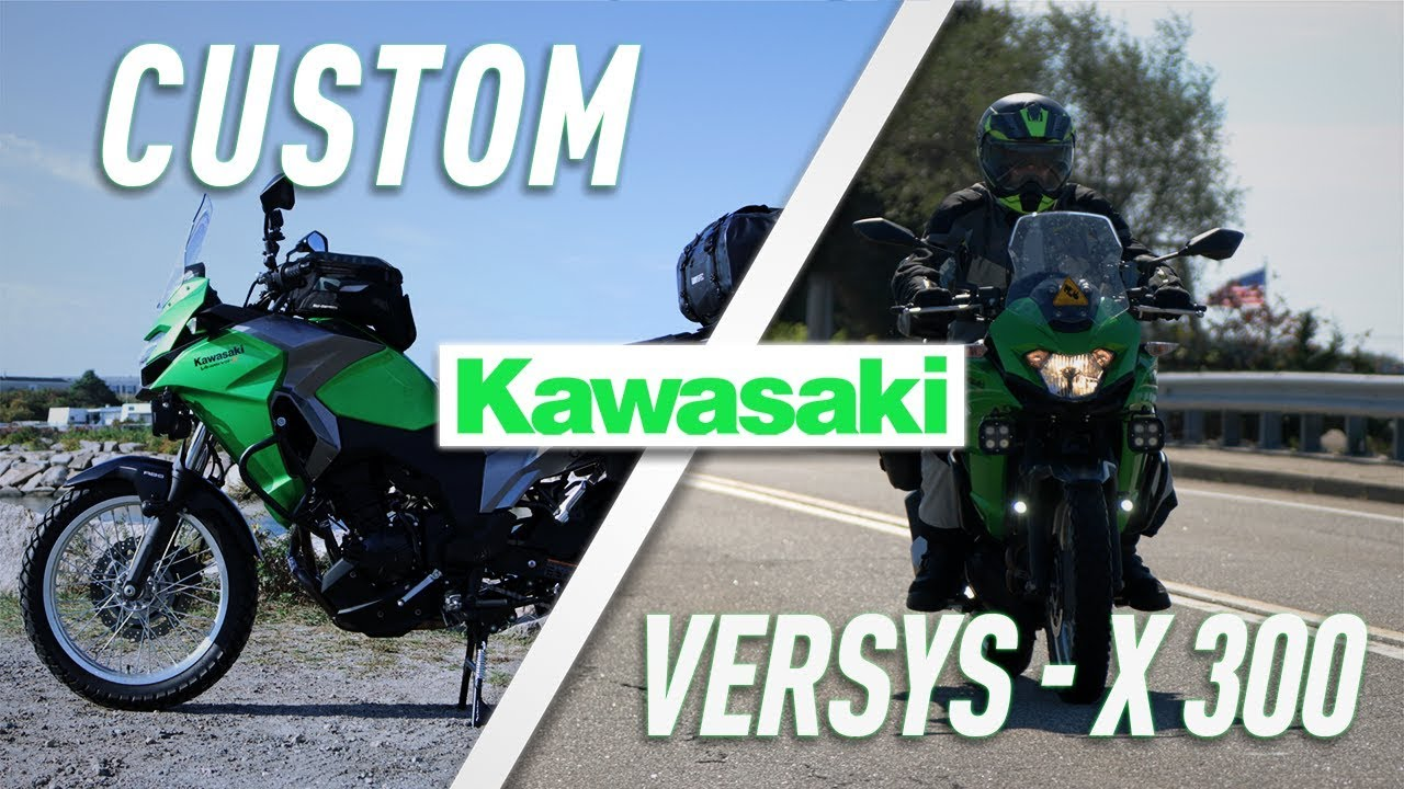 GIVI Side Case Mounting Hardware for 17-20 Kawasaki KLE300