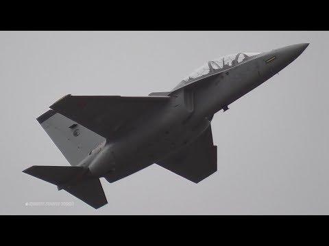 RIAT 2017 - Impressive Display Leonardo (Alenia Aermacchi) T-346A Master - Italian Air Force