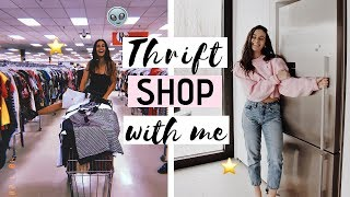Achats en friperie 💥Thrift shop with me ! - MILA TAILLEFER
