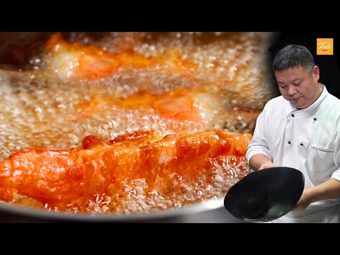 Chefs' Favorite Shrimp Recipe Around The World | Cooking with Chefs • Taste Show