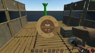 Raft | Мой дом - Моя КРЕПОСТЬ | Ускорил процес | by Boroda Game