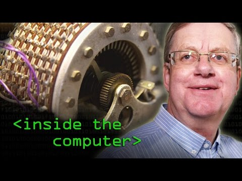 Inside the Computer (EDSAC) - Computerphile