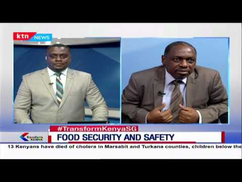 Food security and safety in Kenya during the COVID-19 pandemic |TRANSFORM KENYA (Part 1)