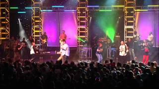 Eddie James - Jesus Said It (Reprise Praise Break) live @ Shabbach