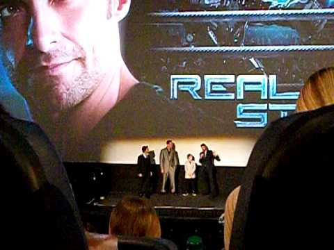 Canadian Premiere Real Steel Shawn Levy, Kevin Durand, Dakota Goyo & Hugh Jackman Toronto Sep 20/11