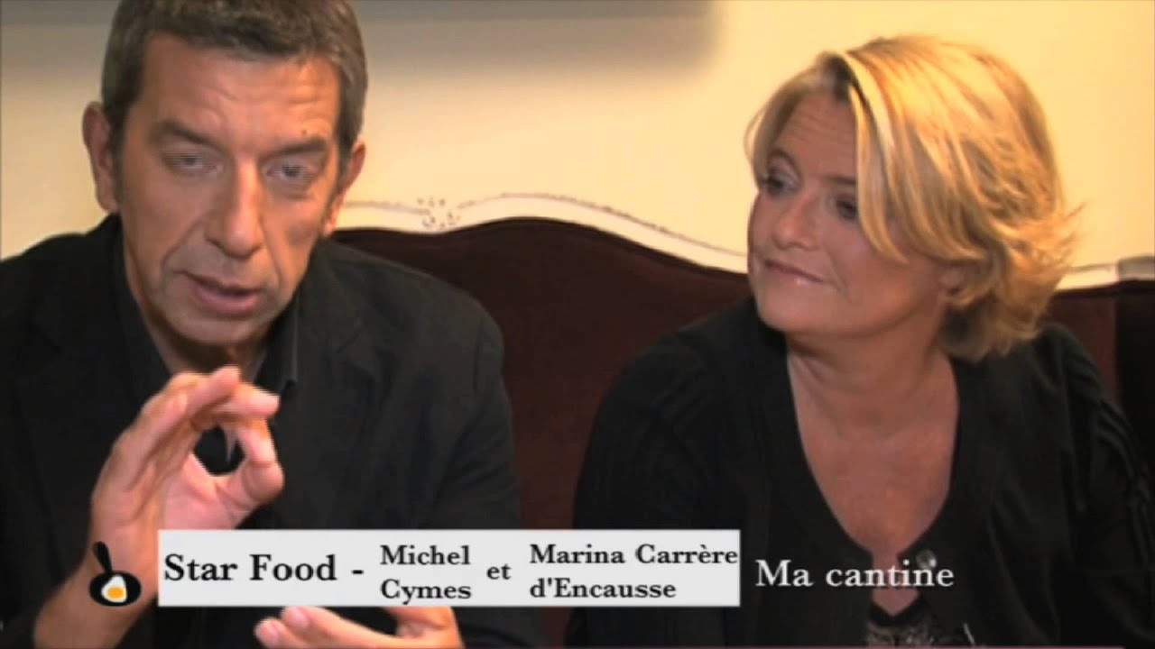 star food cymes et carrere dencausse - Marina Carrere D Encausse Mariage