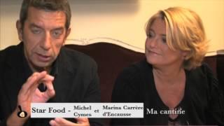 Star Food : Cymes et Carrere d'Encausse