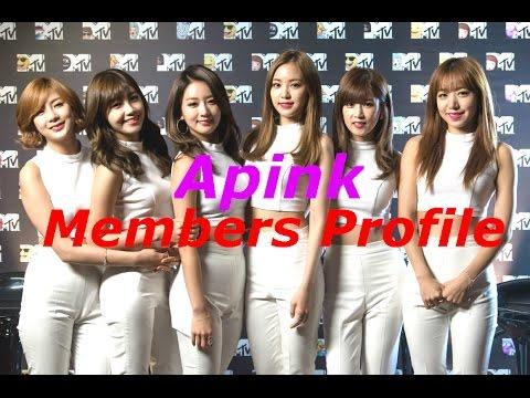Apink Members PROFILE 2016 (SACROSKPOP)