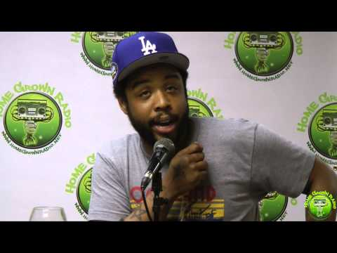 "Terrace Martin on Kendrick Lamar's ""To Pimp A Butterfly"" Sessions & Foundation"