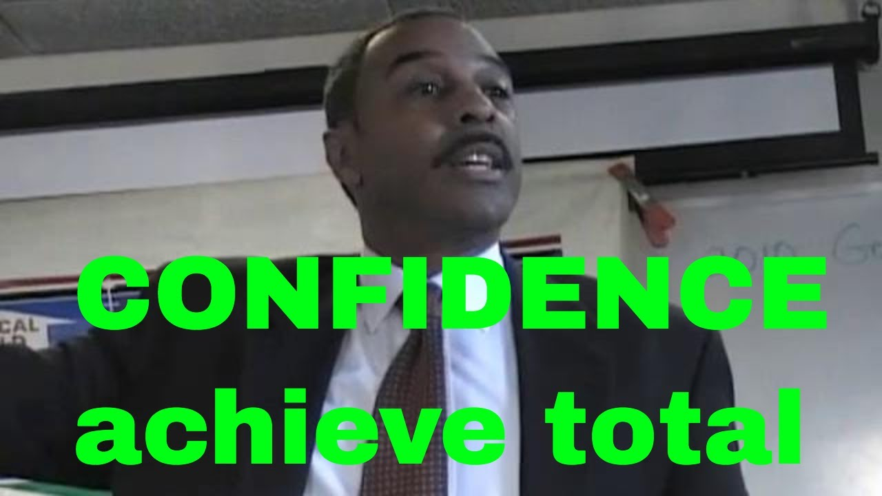 CONFIDENCE achieve total
