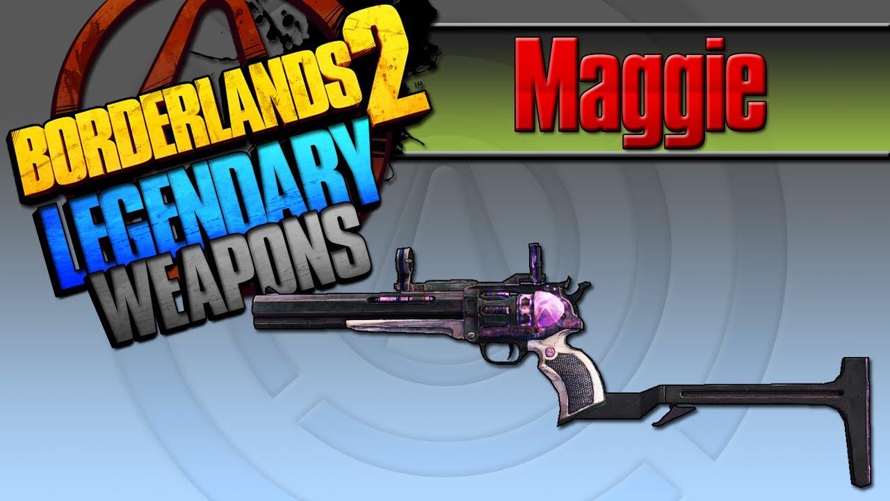 Borderlands The Pre Sequel Maggie