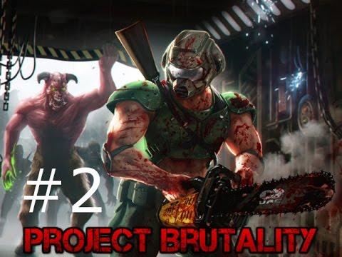 The Chaingunner Doom 2 Hell On Earth Walkthroughgameplay Project