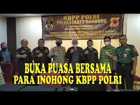 [YOUTUBE]: Berbuka Puasa Bersama dengan Para Inohong KBPP Polri Jawa Barat