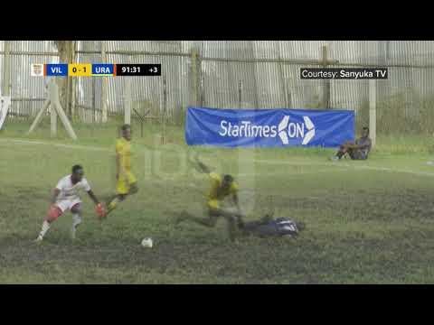 SUPL;URA FC HOLDS SC VILLA IN LUZIRA