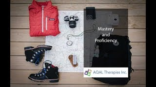 Mastery and Proficiency