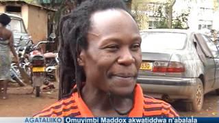 Omuyimbi Maddox Ssematimba akwatiddwa n