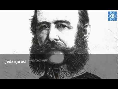 Petar Preradovic 1818 1872 Youtube