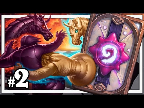 Hearthstone: Trump Builds an Even Higher Wall (Warrior Stand