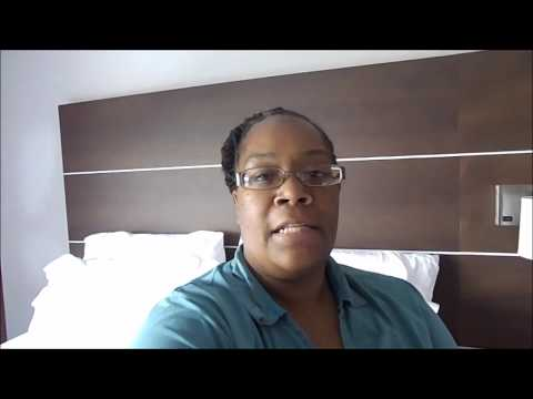 Holiday Inn Express: {BWI} Baltimore Maryland | Hotel & Room Tour