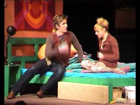 Schlafzimmergäste Theater TRIBÜNE Berlin 10.2004
