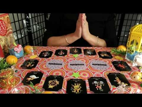 Cancer 2019 Horoscope ♋ Tarot month to month! 🎉