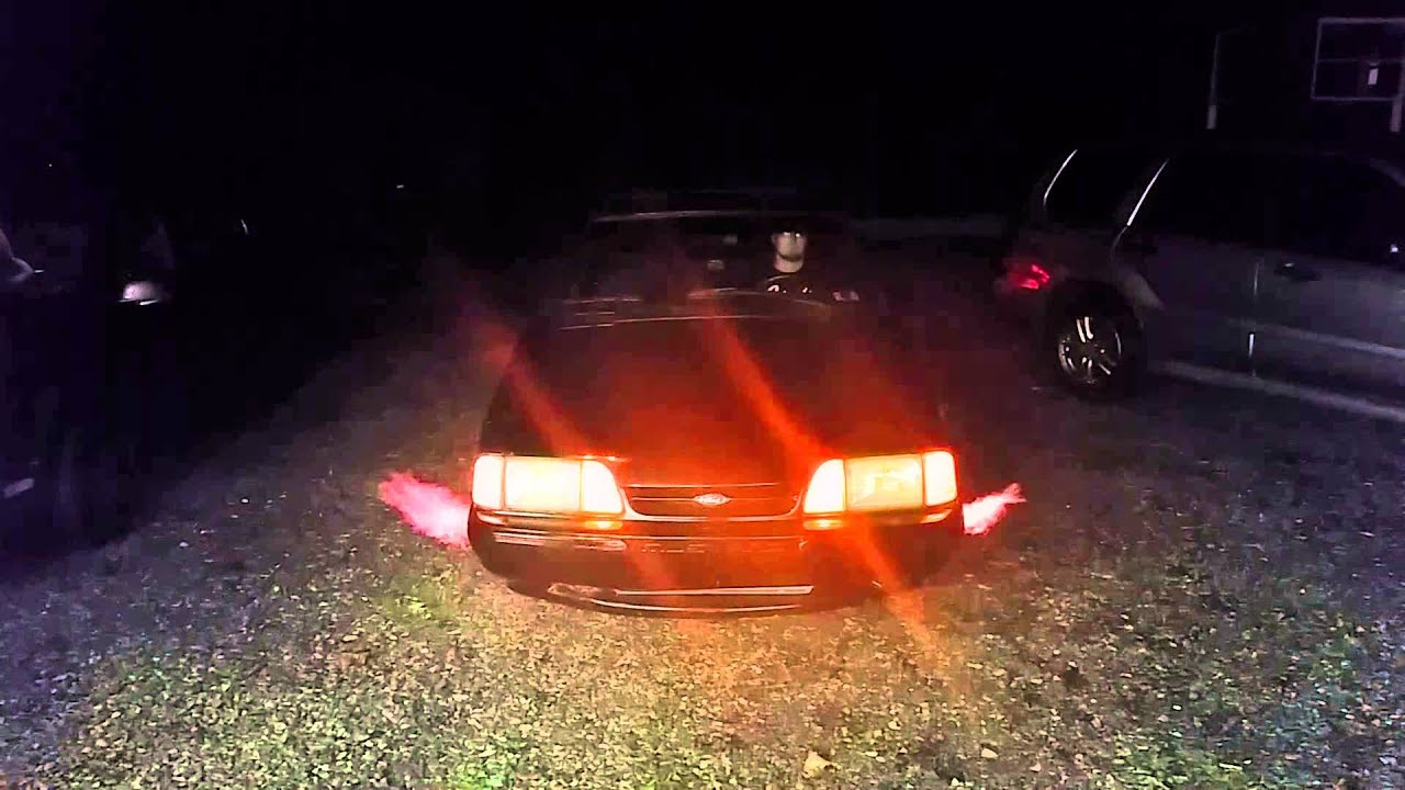 76mm Turbo Mustang 2 Step Youtube