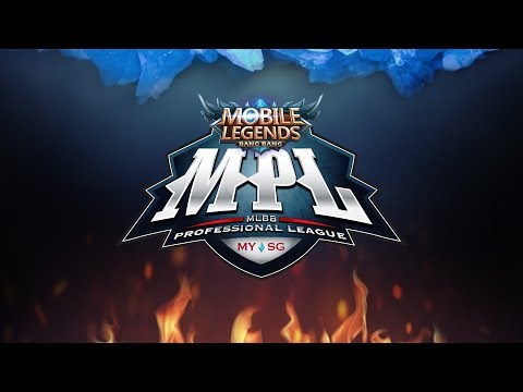 Mobile Legends: Bang Bang Professional league (MY&SG)