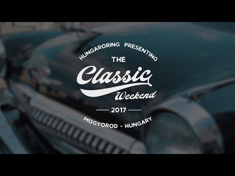 MD Films - Classic Weekend Hungary 2017